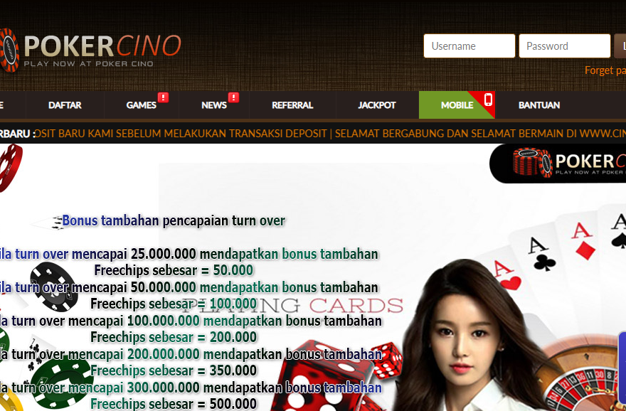 pokercino