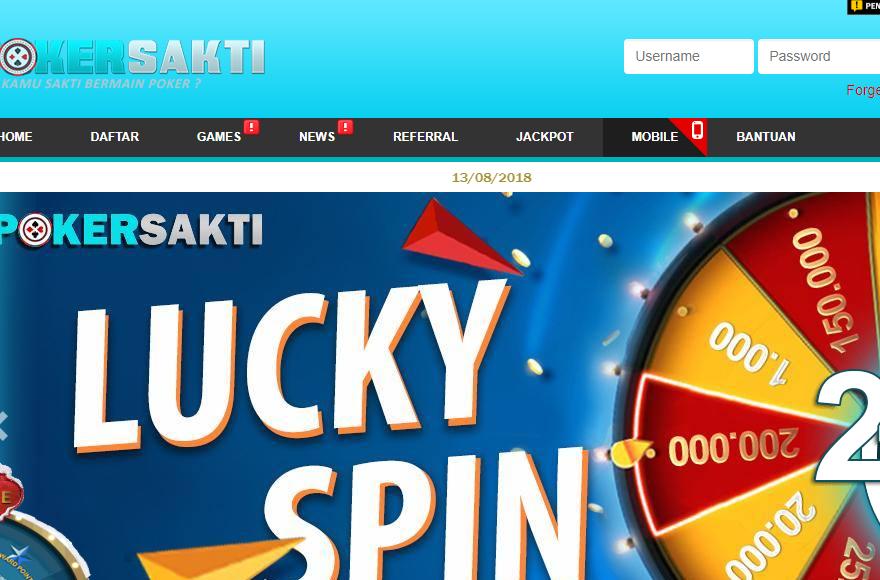 pokersakti